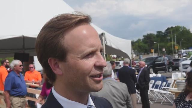 Lt. Gov. Brian Calley on downtown Pontiac development