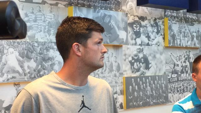 Wilton Speight on his progress