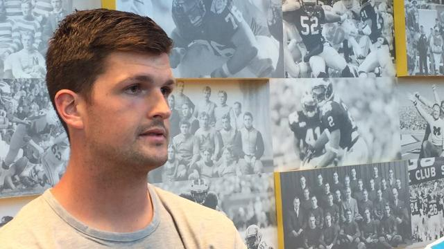 Wilton Speight on 'avoiding the hiccups'