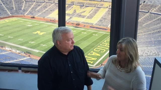 Angelique and Wojo break down Michigan win.