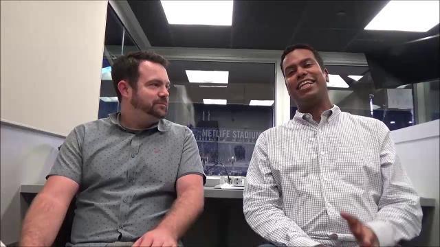 Rogers and Niyo break down Lions' Monday night win over the Giants