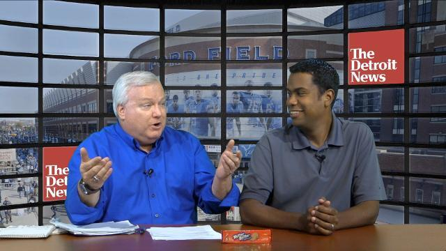 Bob Wojnowski, John Niyo and Justin Rogers talk about the Lions' 2-0 start and this weekend's showdown against the Atlanta Falcons.