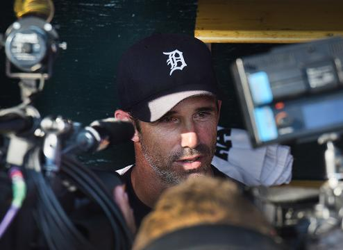 GM Al Avila, manager Brad Ausmus on his end with Tigers