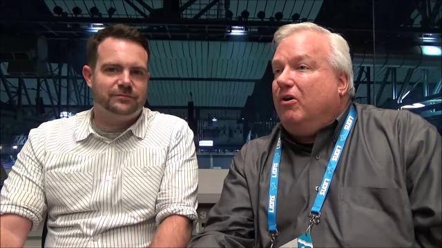 Rogers and Wojo discuss the Lions' loss to the Falcons