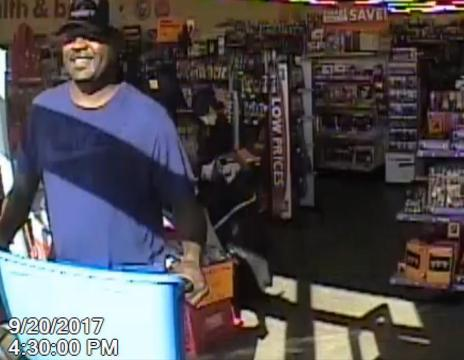Man steals $1,000-worth of cigarettes from Westland dollar store.