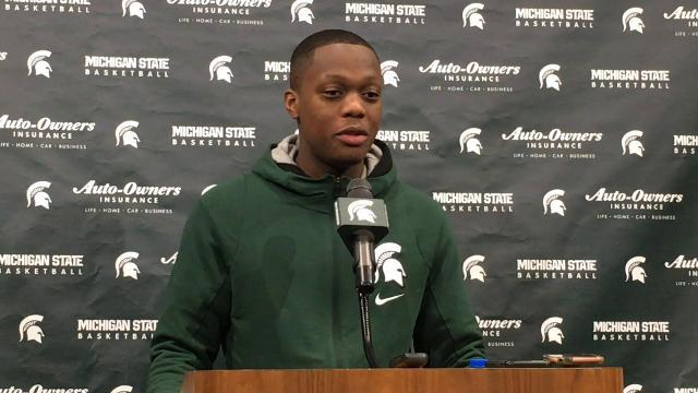 MSU's Winston, Nairn talk about facing Duke