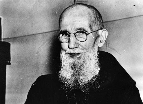 Detroit Archbishop Allen H. Vigneron on Father Solanus Casey