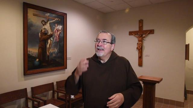 Fr. Larry Webber on the beatification of Fr.  Solanus Casey