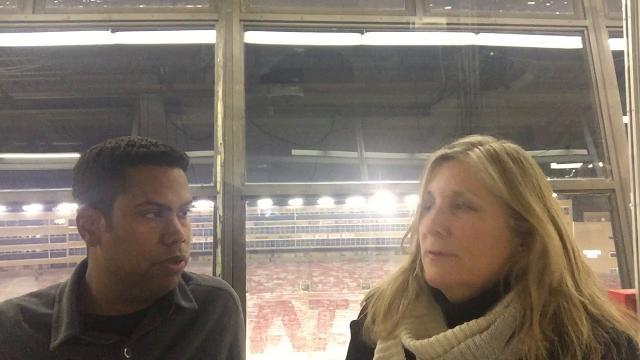 John Niyo and Angelique S. Chengelis on Michigan's loss