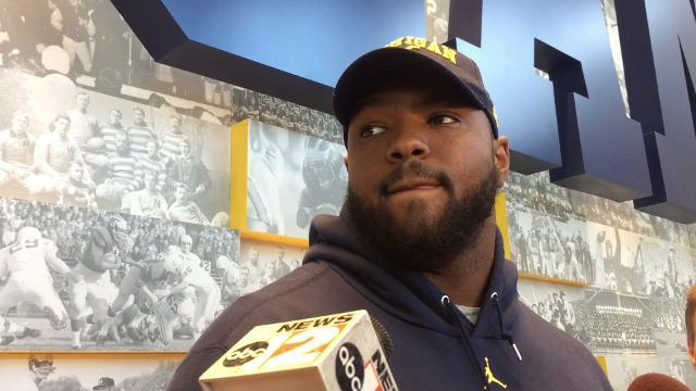 Maurice Hurst on facing the Buckeyes