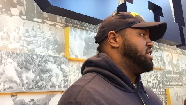 Maurice Hurst on motivation to beat Ohio State