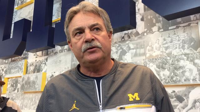 UM's Brown: 'I love it here'
