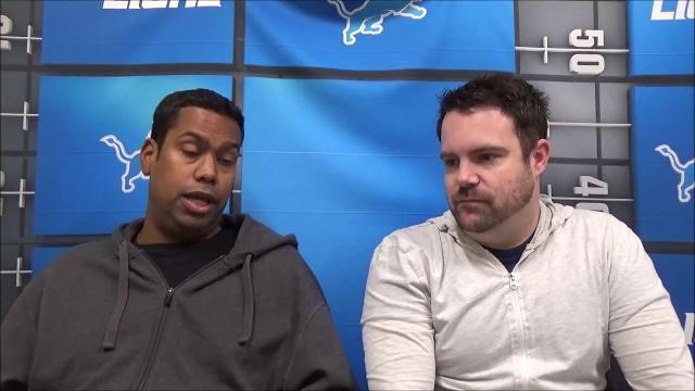 Lions Lowdown: NFC North hopes hang in the balance