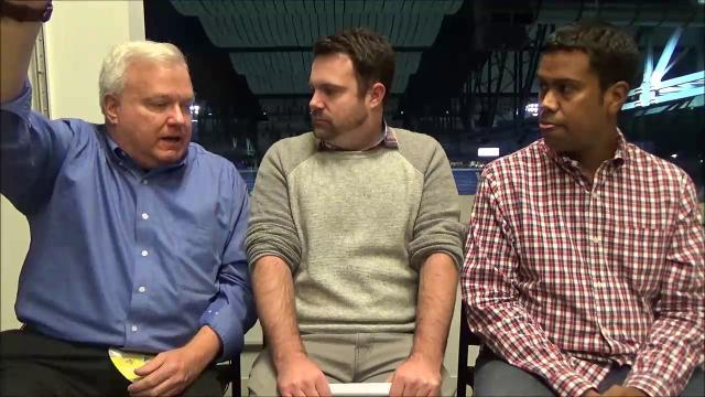 Rogers, Wojo and Niyo break down the Lions' loss to the Vikings
