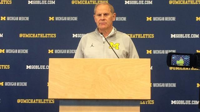 John Beilein talks about Michigan's matchup with UCLA