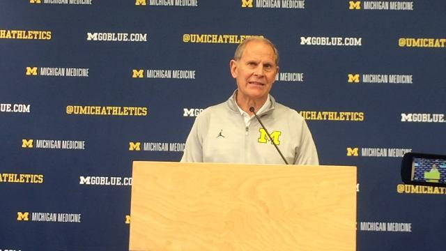 John Beilein on Michigan's tough practices