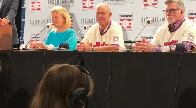 Alan Trammell on his Hall of Fame election