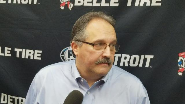 Stan Van Gundy on Pistons' win over Hawks