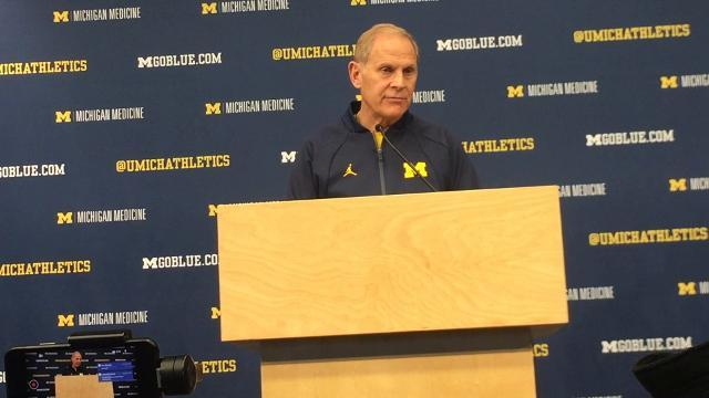 John Beilein on offensive rebounds