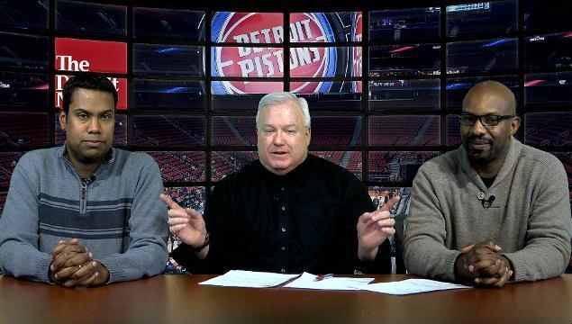 Pistons Backcourt: Midseason grades with Wojo, Niyo, Beard