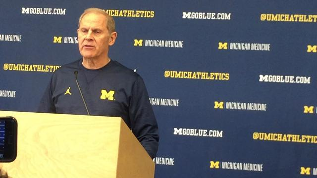 John Beilein on Nebraska