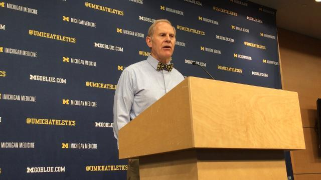 John Beilein on win over Rutgers