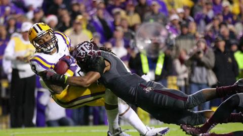 Giants take LSU's Beckham in first round of NFL draft