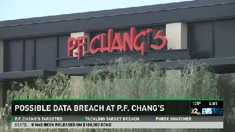 Call 12: PF Chang's cyber security breach