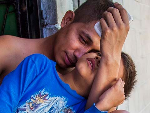 Over the last eight months, more than 47,000 unaccompanied migrant children have crossed the border into the United States. Three-fourths of them have come from Central America. Young Salvadorans offer insight on why.