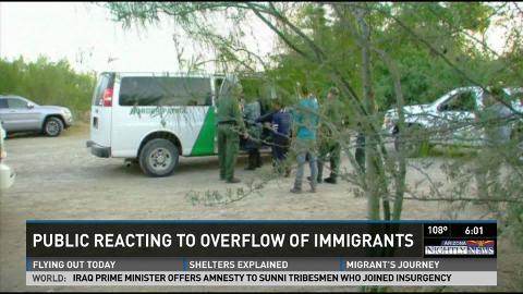 Humanitarian crisis at border fuels activists