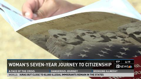 Pipeline of Children: One family's journey to citizenship