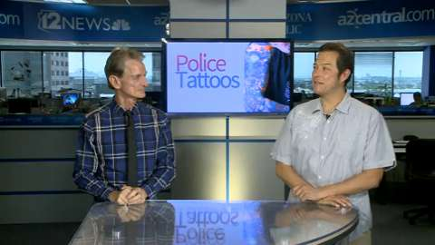 Montini's Take: Ban on tattoos in law enforcement will be a thing of the  past
