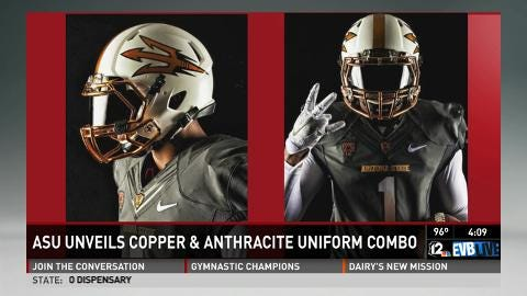 ASU football unveils new  Desert Fuel  uniform combination 7515c795a