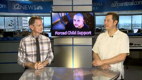 forced to pay child support