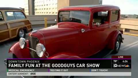 Goodguys Car Show Rumbles Into Scottsdale - When is the good guys car show in scottsdale