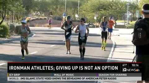 McMahon sets Arizona course record in Ironman debut