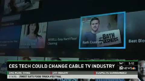 CES 2015 could change cable TV industry
