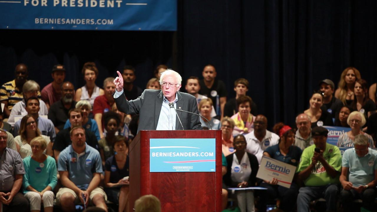 Key points in Bernie Sanders' speech in Phoenix