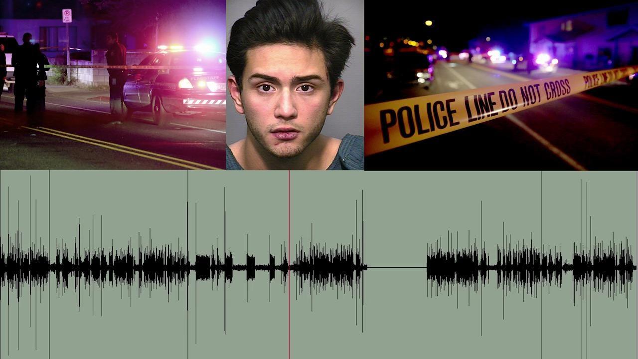 911 calls into NAU Police after shootings