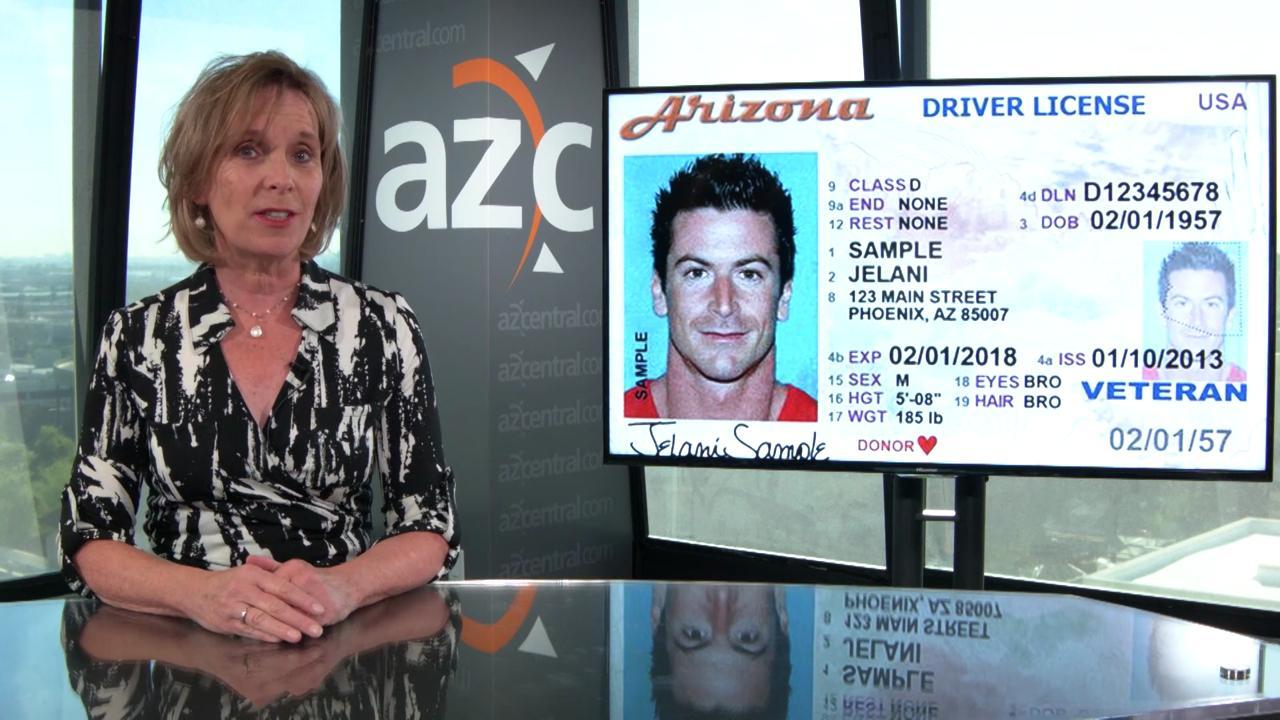 i lost my driver license arizona