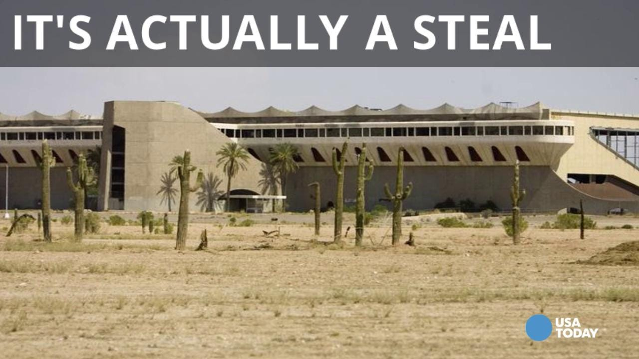 Phoenix Trotting Park is on the market