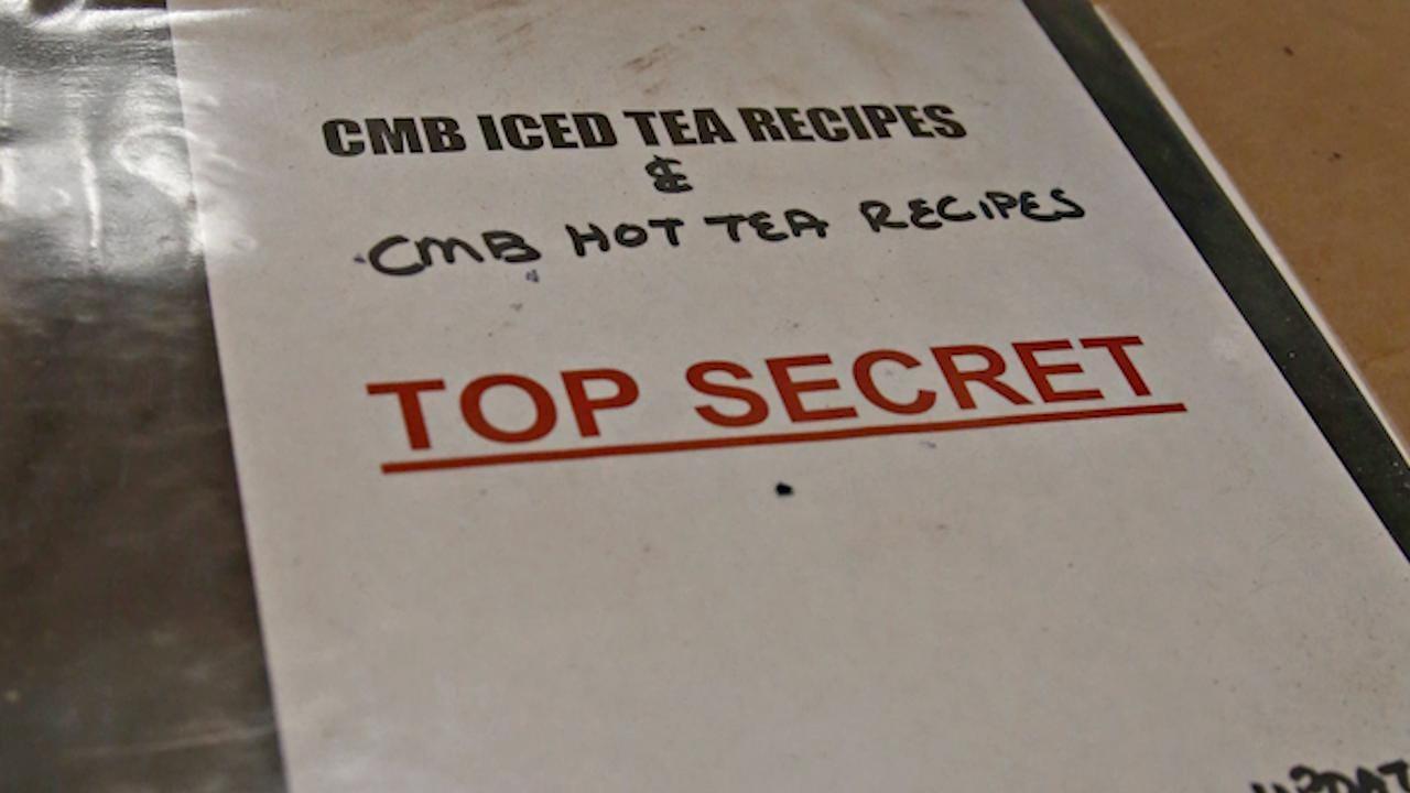 Arizona Made: China Mist Iced Tea