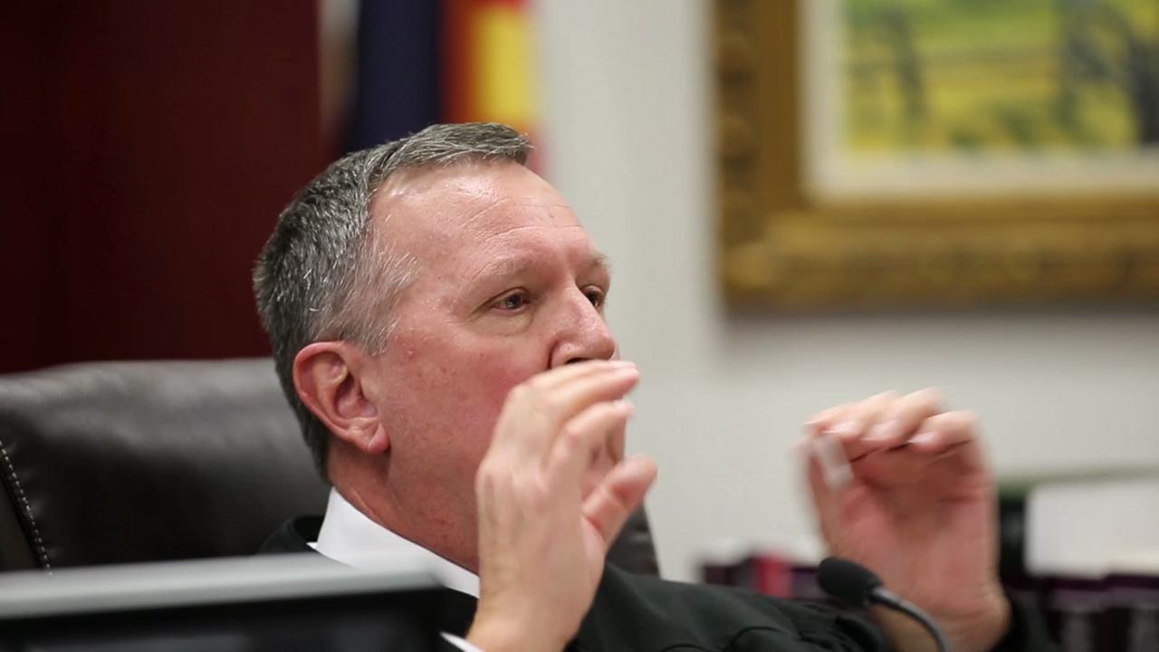 NAU Shooting Suspect In Court
