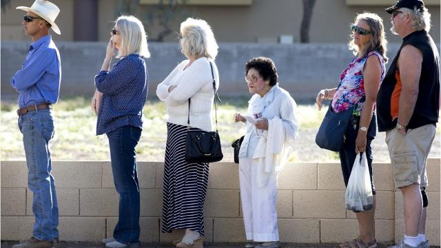 How to vote in Arizona's presidential-preference election