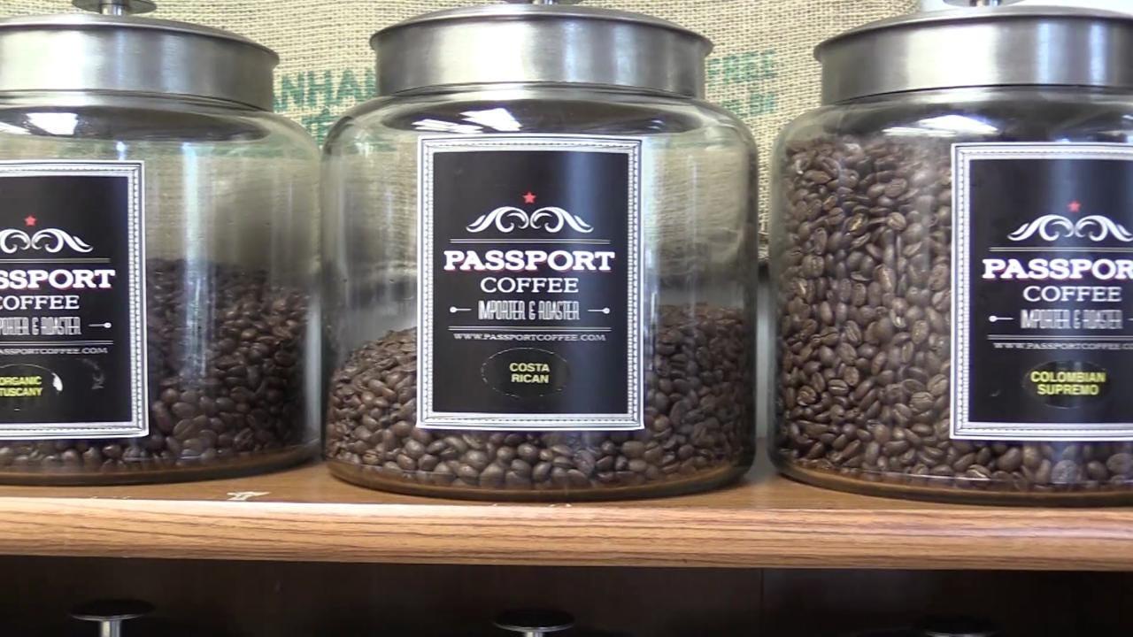 Arizona Made: Passport Coffee and Tea