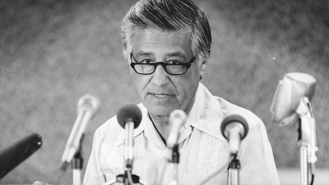 cesar chavez boulevard glendale recognizes icon who fought for