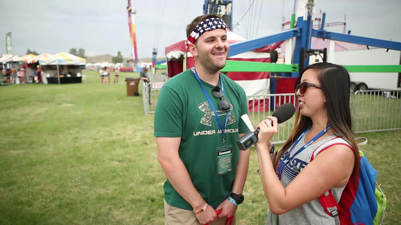 How well do Country Thunder fans know the festival lineup?