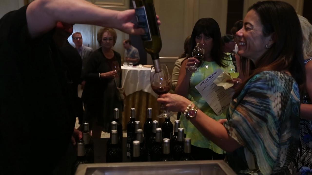 Highlights from the wine event