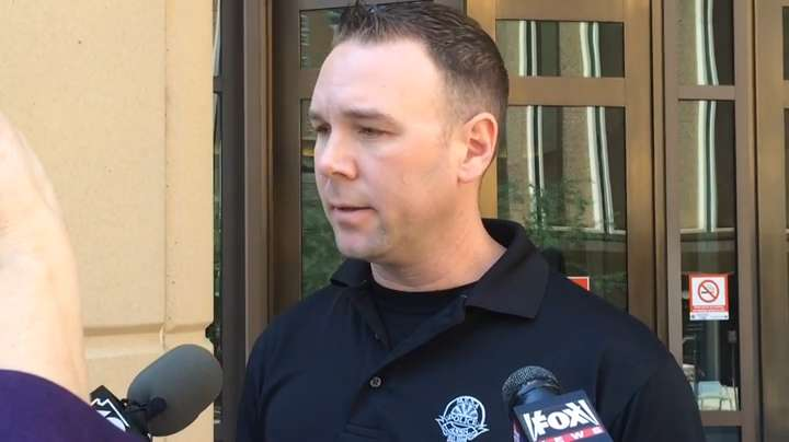 Mesa Police Association President makes statement on Brailsford case
