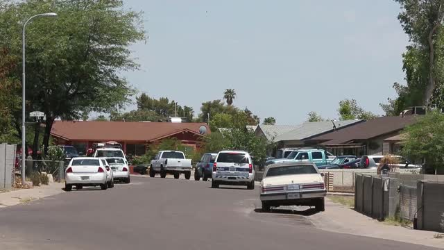 Maryvale resident talks about violence